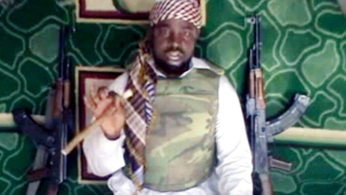 IS-linked group says Boko Haram leader in Nigeria is dead 3
