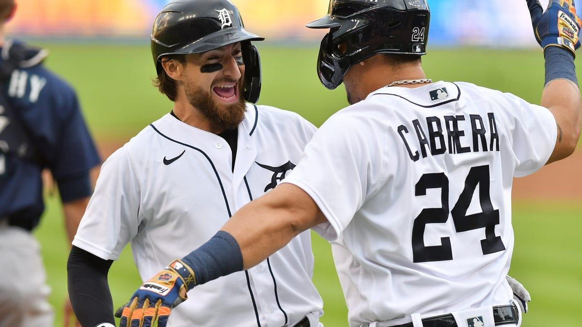 Haase homers, Boyd solid as Tigers beat Mariners in series opener 1