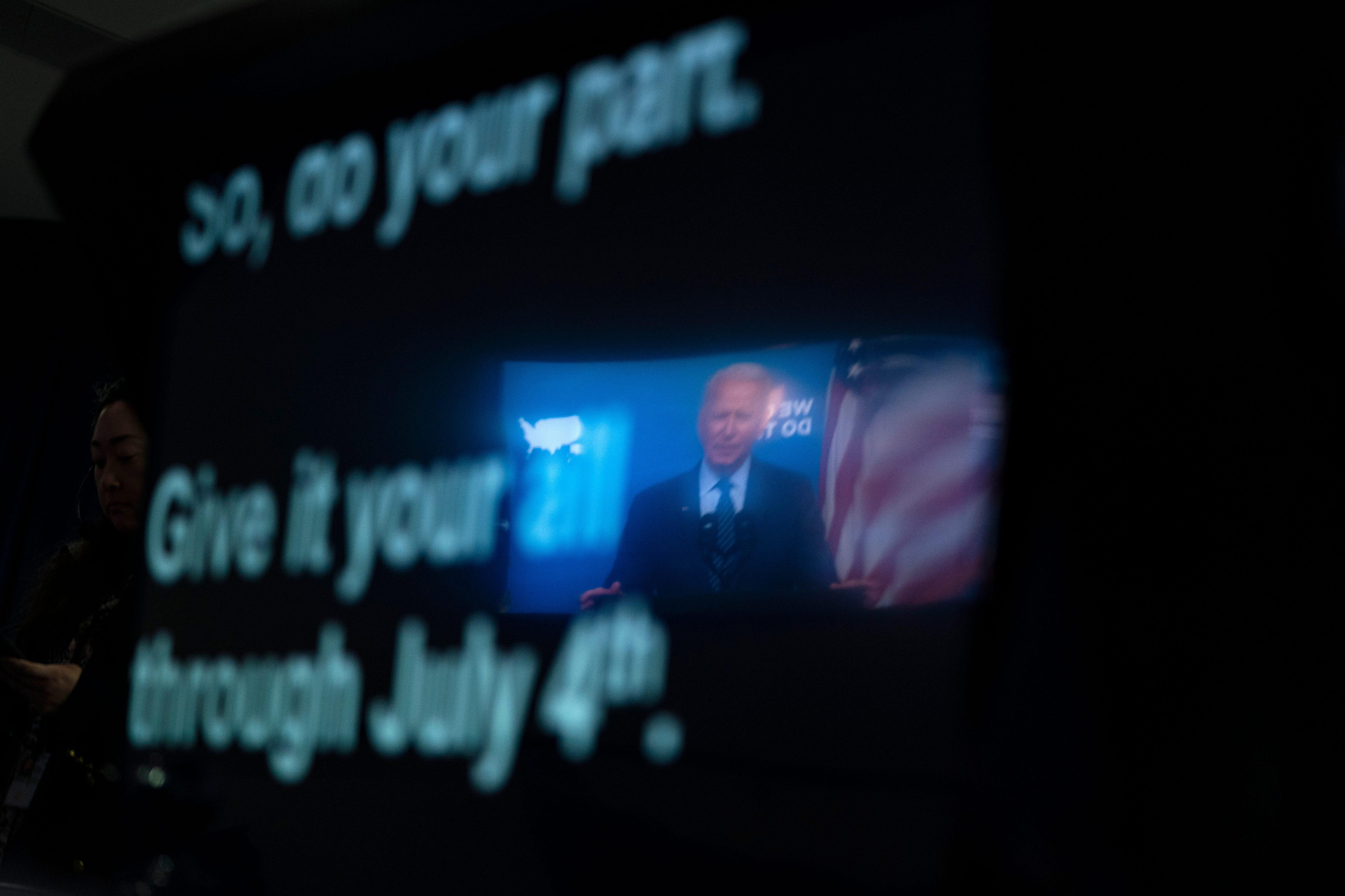 US increasingly unlikely to meet Biden's July 4 vax goal 2