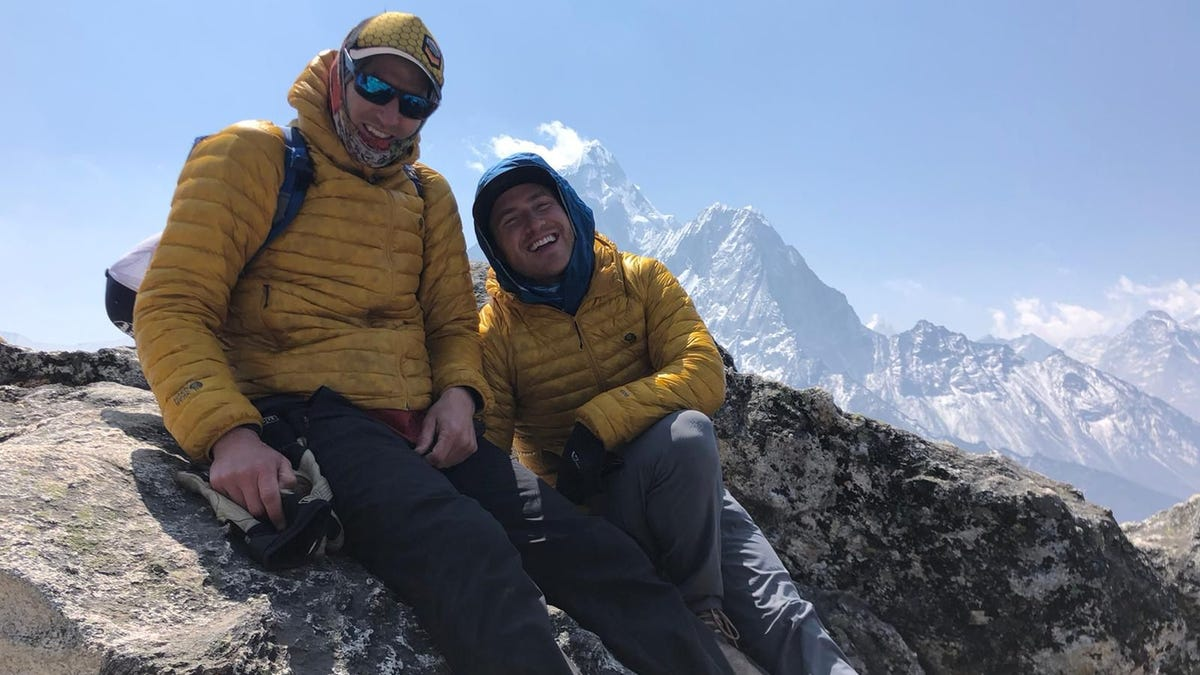 Mike Posner on climbing Mount Everest: 'It was completely overwhelming' 1