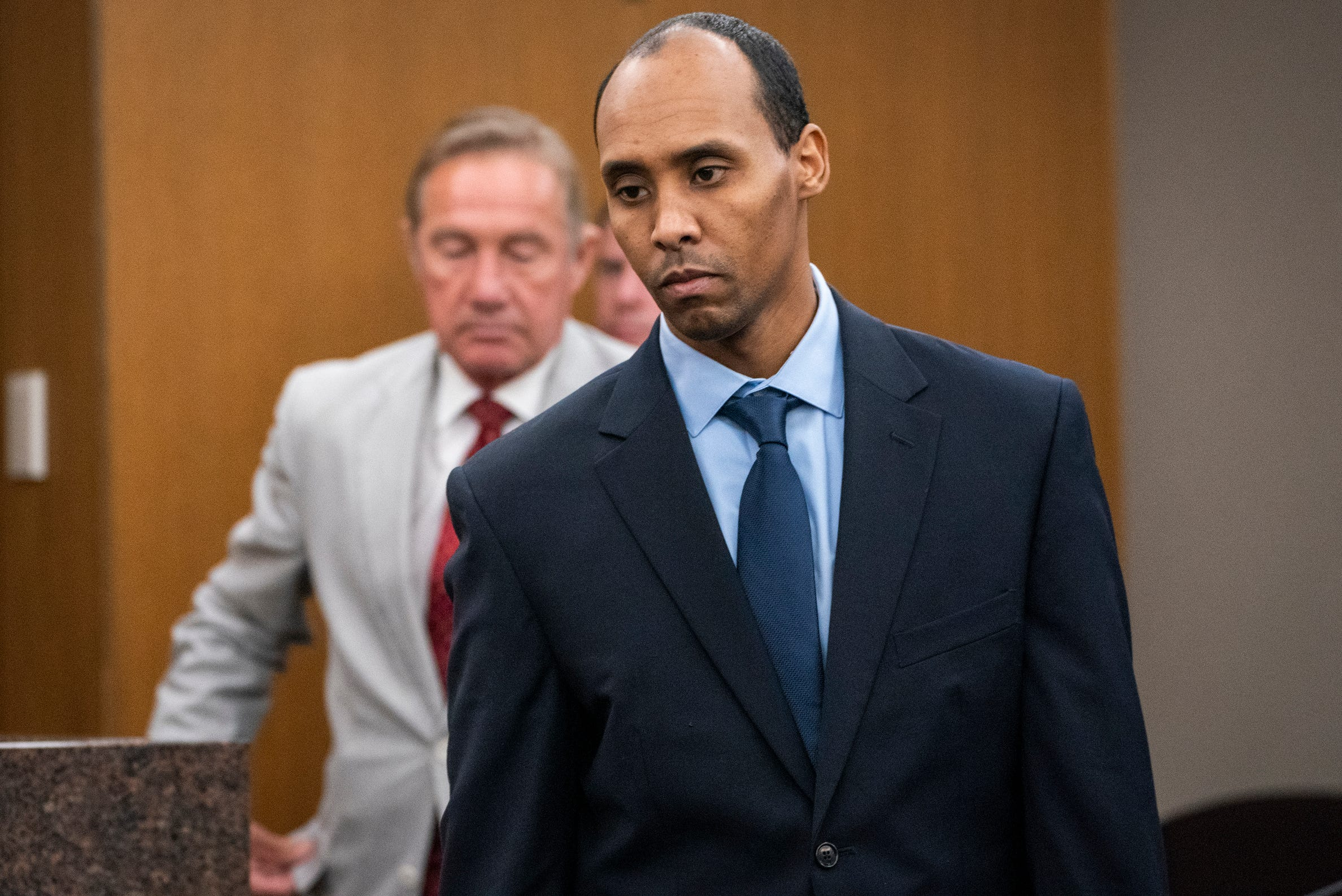 Justices to decide if charge fits Minneapolis police killing 2