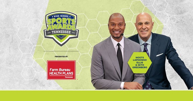 ESPN college basketball analysts LaPhonso Ellis and Seth Greenberg will handle emcee duties during the Tennessee High School Sports Awards show.