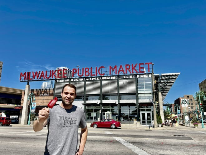 Pete's Pops will be opening a pop-up stand called Sneaky Pete's outside the Milwaukee Public Market this summer.
