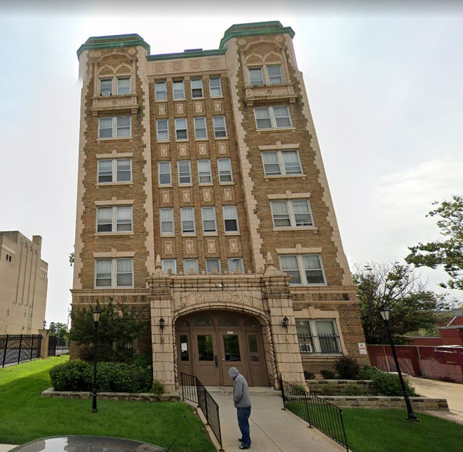 An apartment building at 2435 W. Wisconsin Ave. is among several near west side properties developer and investor Rick Wiegand just sold to a Chicago group.