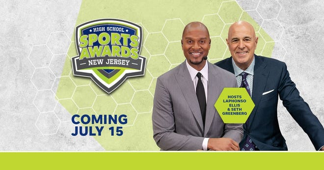 ESPN college basketball analysts LaPhonso Ellis and Seth Greenberg will handle emcee duties during the New Jersey High School Sports Awards show.