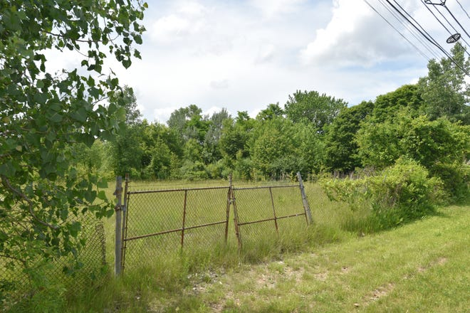 The Canton Planning Commission recommended not going ahead with a hotel development at this site near 42448 Ford Road and Lilley.