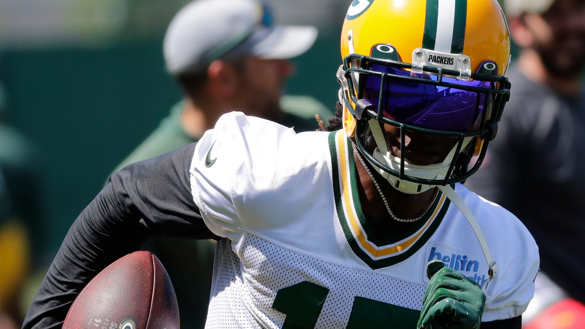 Davante Adams, Inexperienced Bay Packers at deadlock in contract extension talks