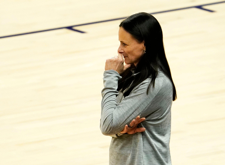 Mercury coach Sandy Brondello on Taurasi's return