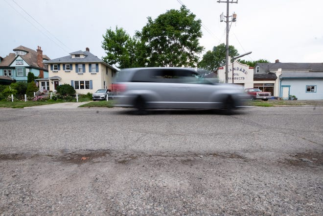 Marine City applied for about a grant through the MEDC for community development block grant dollars to help replace old infrastructure. This impacts four major roadways, including South Main Street.
