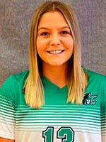 Dallastown High School graduate Skylar Wilt won the 2020-21 William DeMeester academic award. The senior women's soccer player started 21 games and had a 4.0 GPA for the Spartans.
