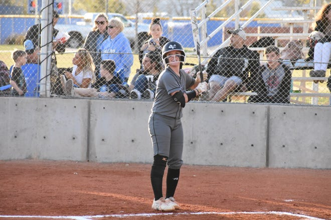 Canyon View's Erin Robinson had the most hits of any Region 9 player, while batting .575. It's why she's The Spectrum's Hitter of the Year.