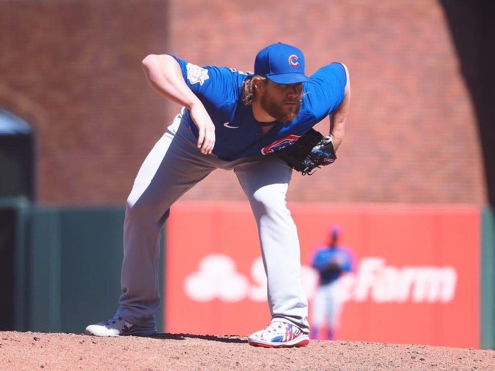 Craig Kimbrel is enjoying his best season with the Cubs, yielding a 0.75 ERA.