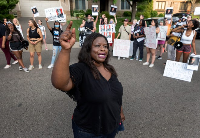 No bodycam video, protesters want US marshal fired