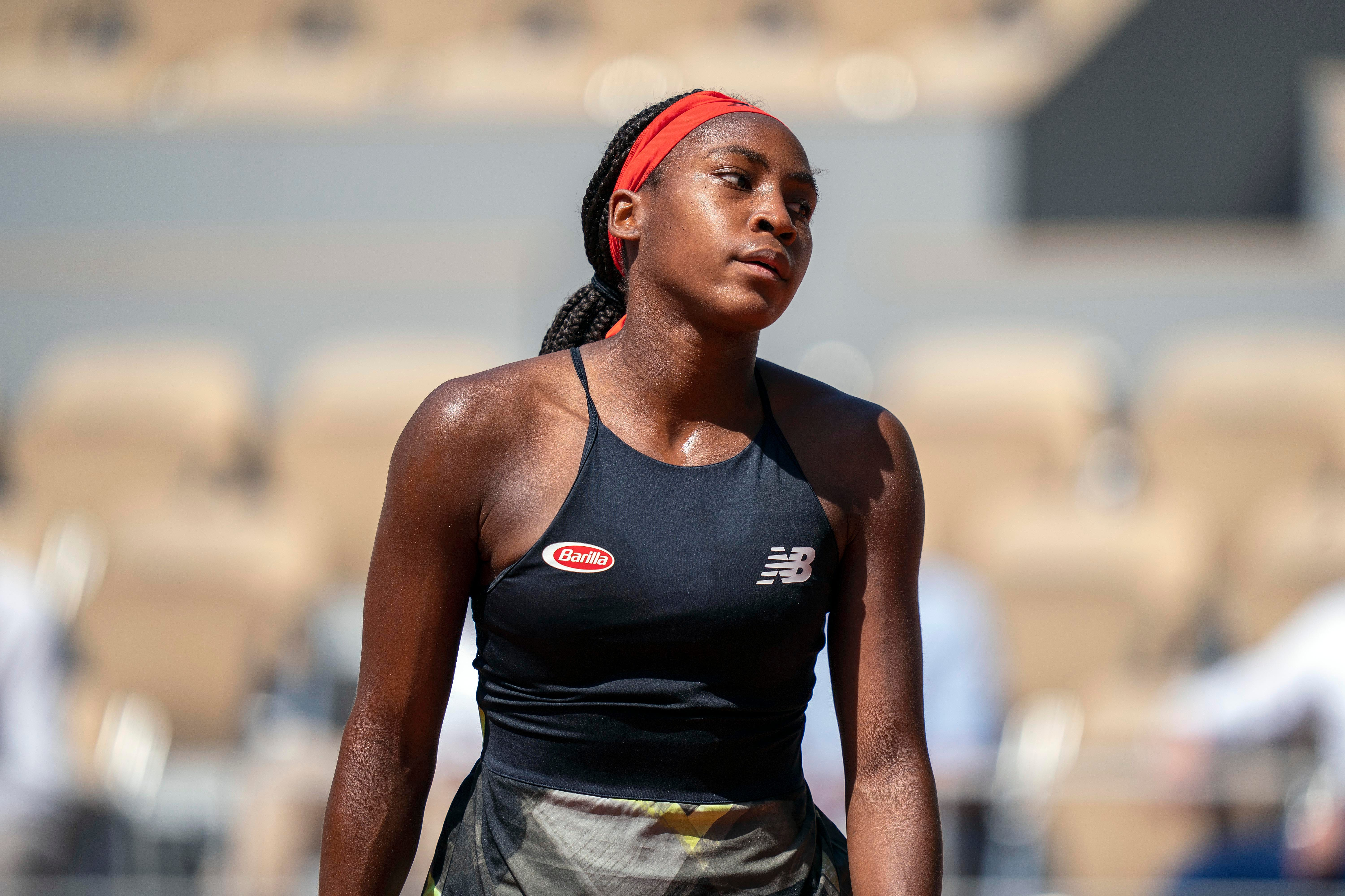 Opinion: Coco Gauff's loss in French Open a disappointment and reminder greatness will take time