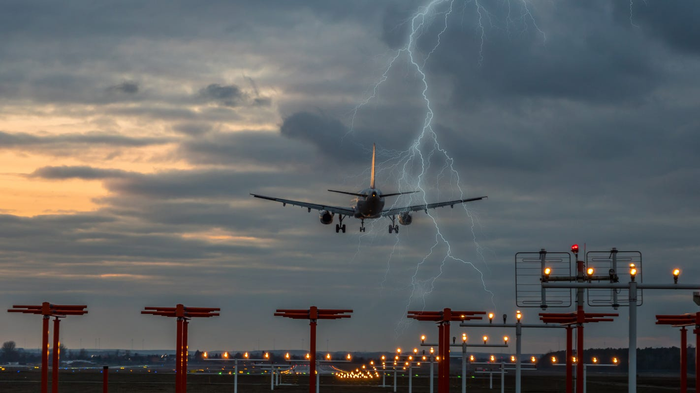 Summer thunderstorms are back: How to keep bad weather from wrecking your travel plans thumbnail