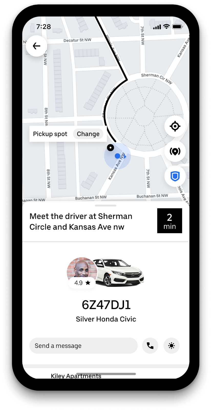 From Chicago to Miami, these are Uber's toughest pickup spots. This app upgrade should help