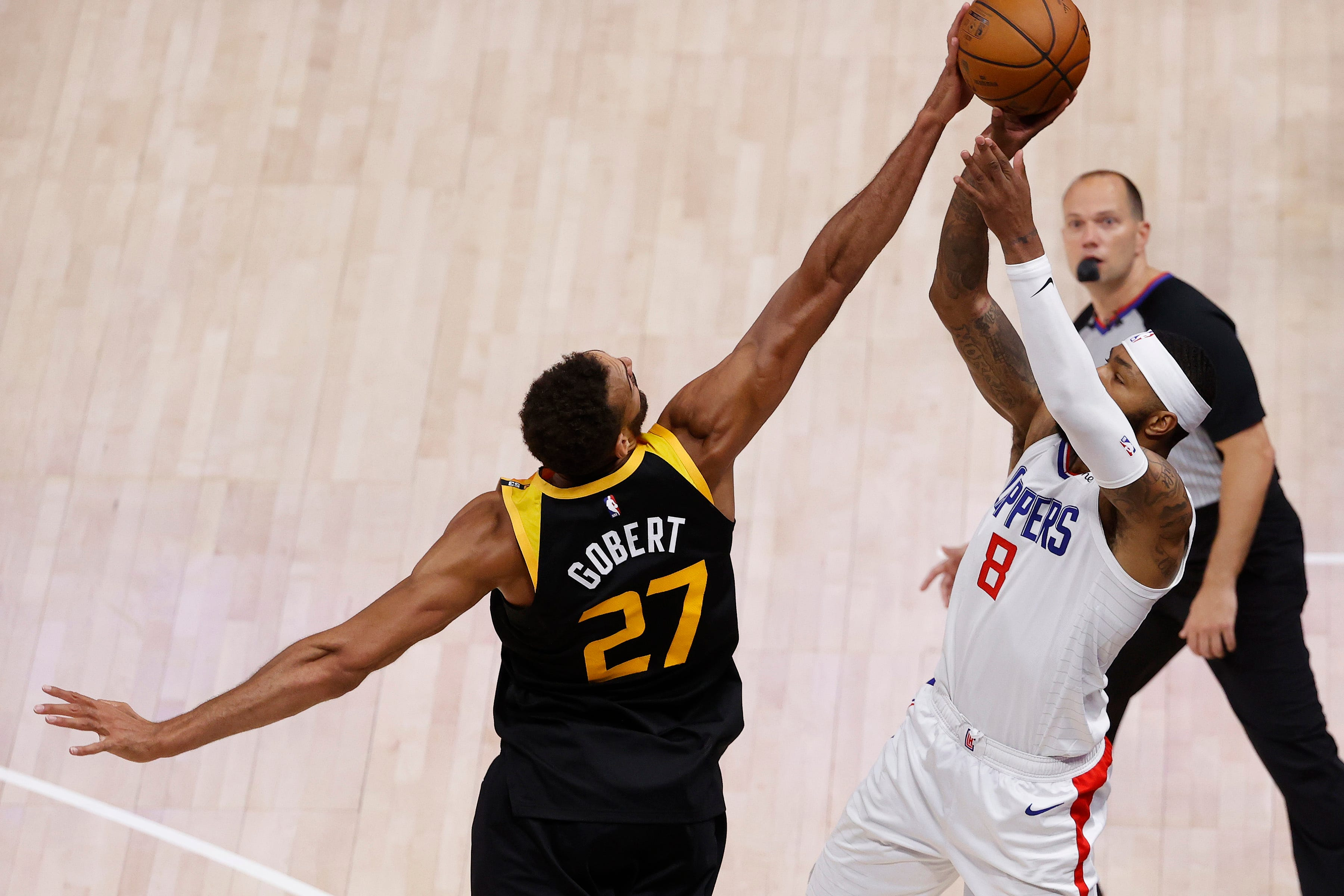 Opinion: Why the Jazz will beat the Clippers in the 2nd round of the NBA Playoffs