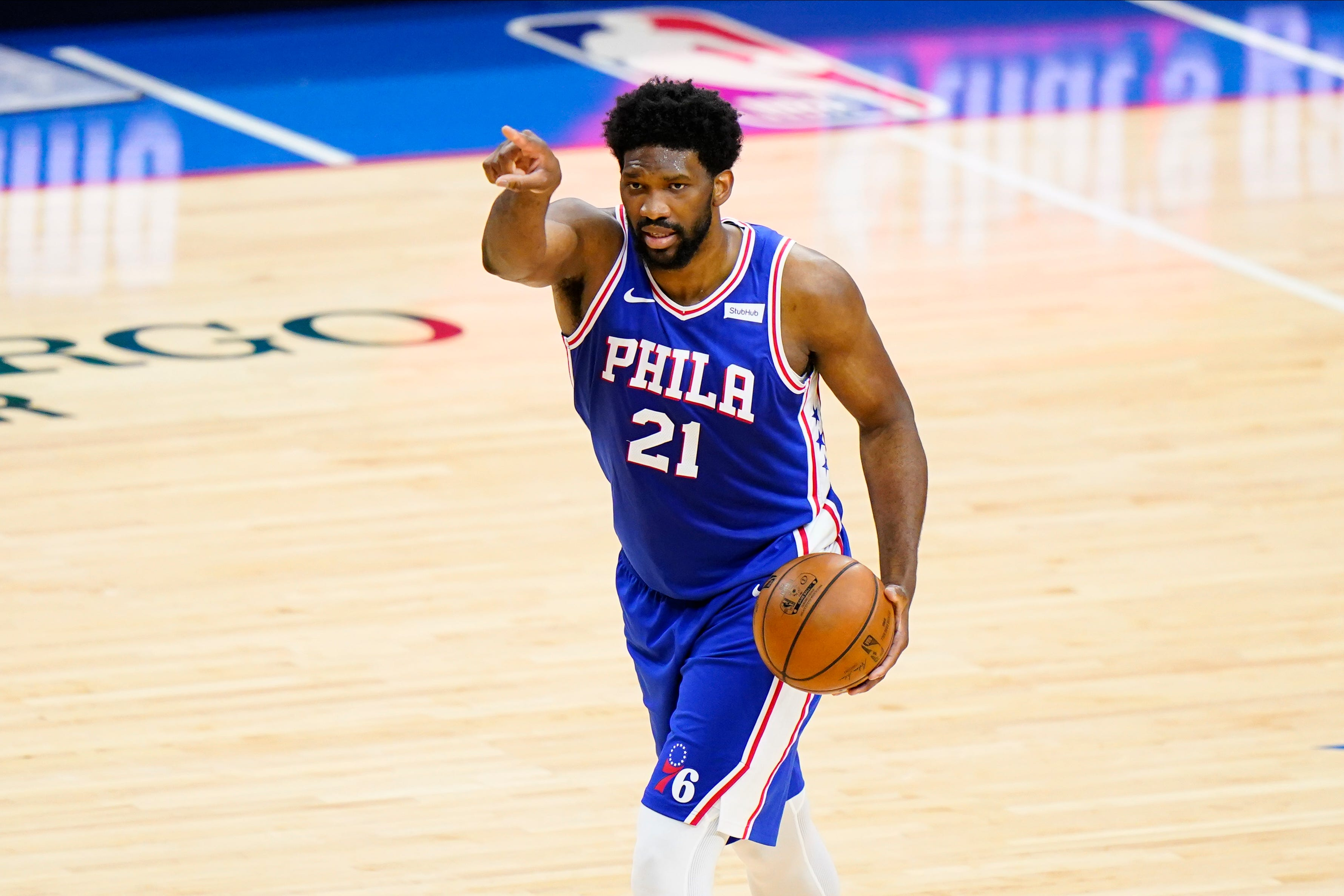 Opinion: Sixers can only go as far as Joel Embiid's injured knee can carry them in NBA playoffs