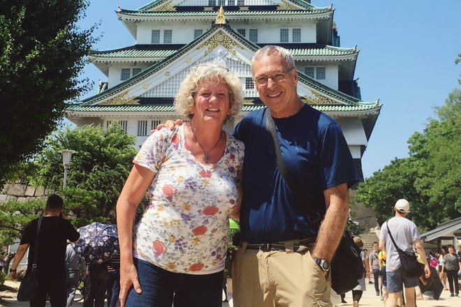 Michael and Debbie Campbell, the couple behind The Senior Nomads blog, have lived in Airbnbs since 2013.