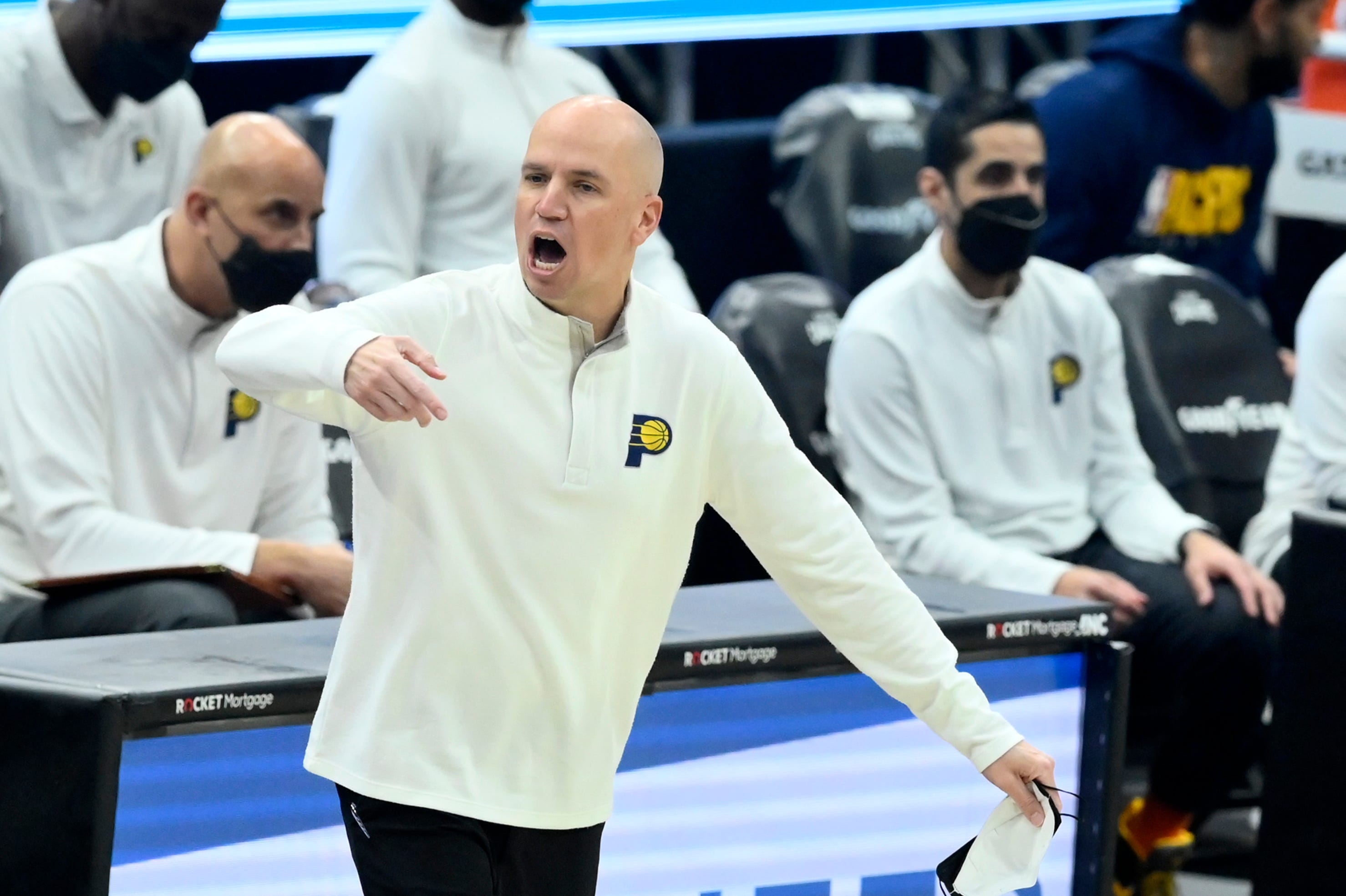 Report: Indiana Pacers quick to fire coach Nate Bjorkgren after one disastrous season