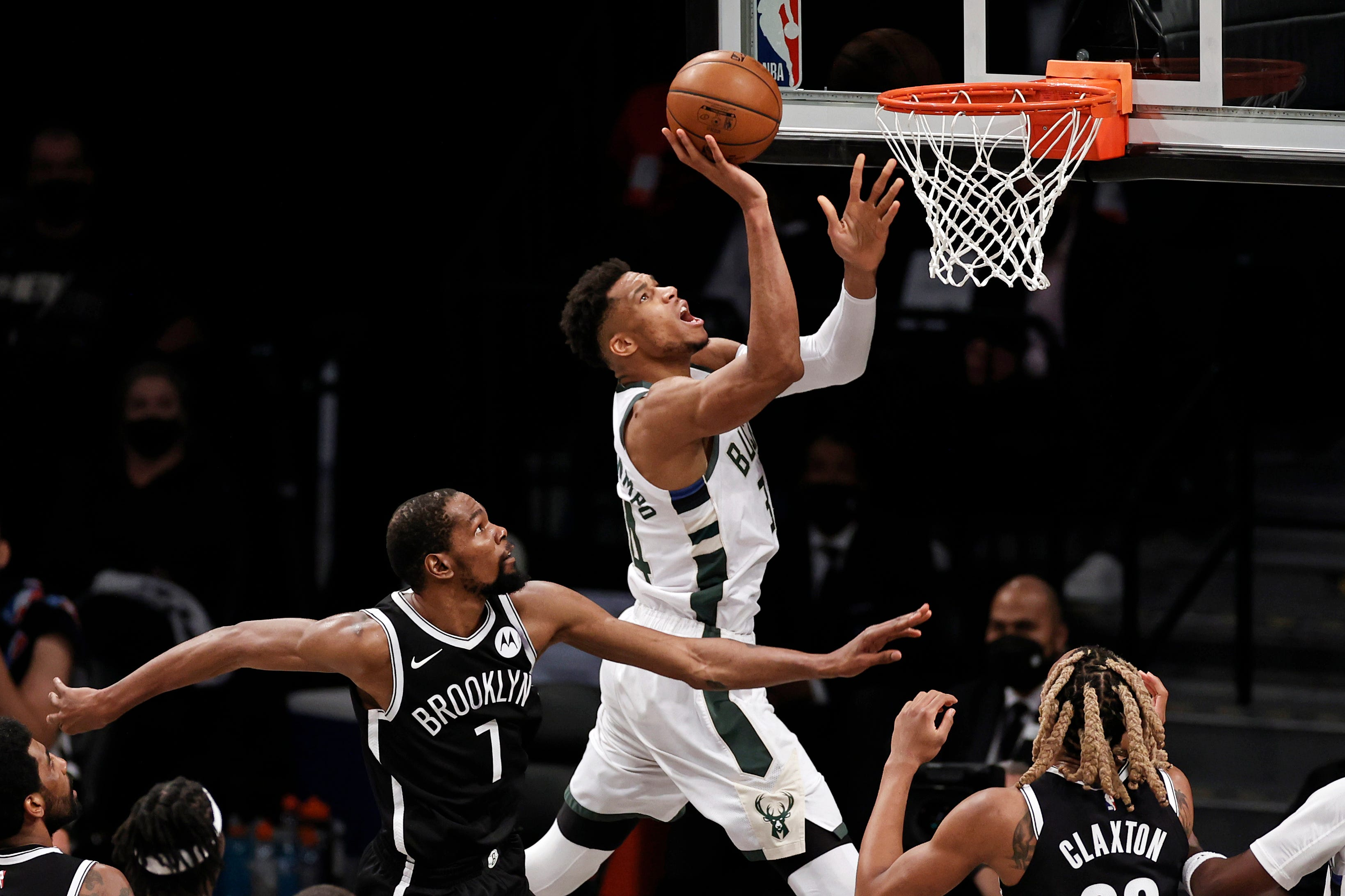 Impact Player: Bucks need Giannis Antetokounmpo to play more like an MVP