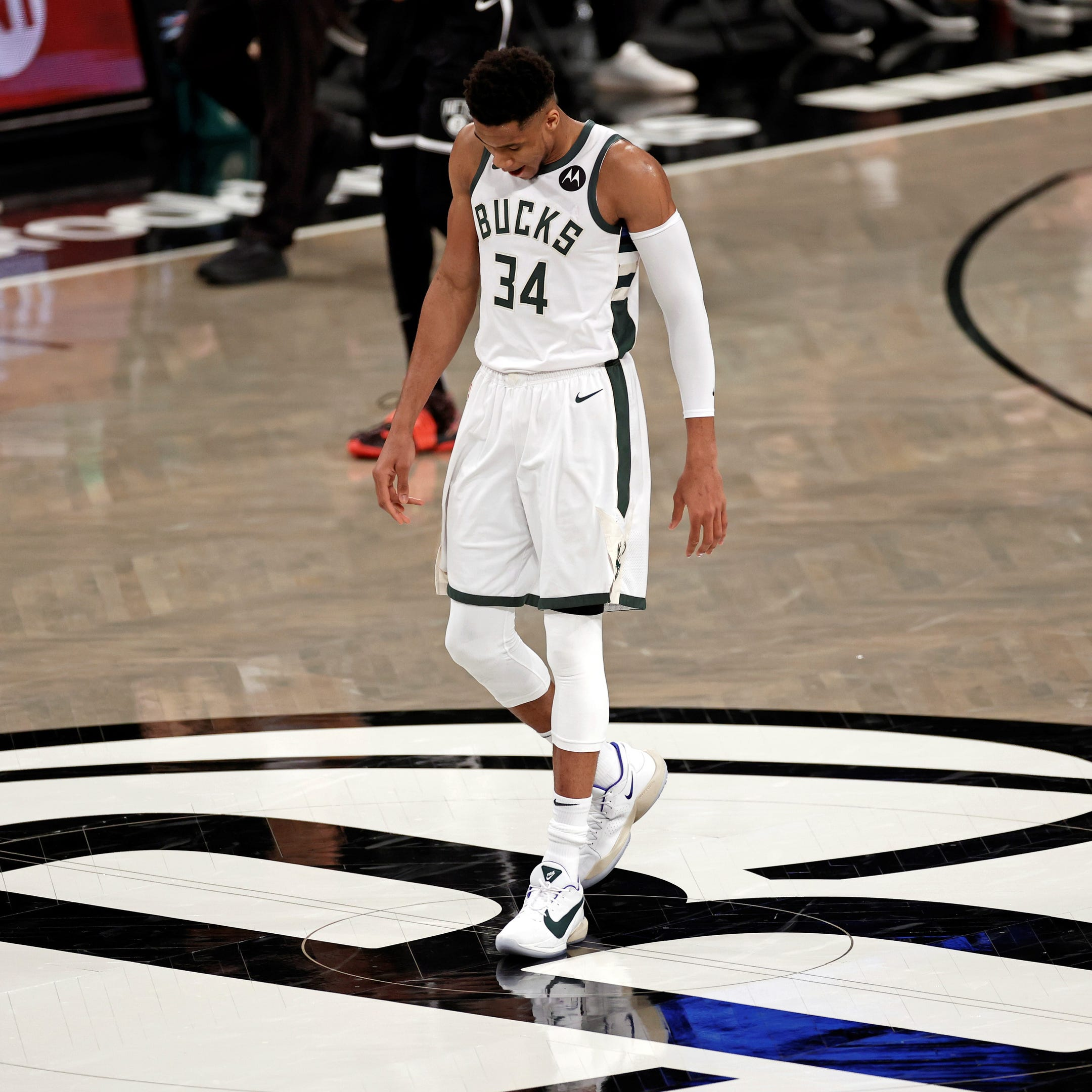 Bucks Need Giannis Antetokounmpo To Play Like An Mvp In Nets Series