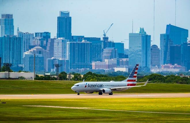 American Airlines planea agregar 10 vuelos domésticos y cuatro vuelos internacionales desde y hacia el Aeropuerto Internacional Austin-Bergstrom este otoño.