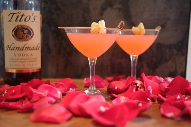 """""""How to be a Vodka Snob"""" by Brittany Jacques discusses how versatile and delicious vodka and vodka cocktails can be."""