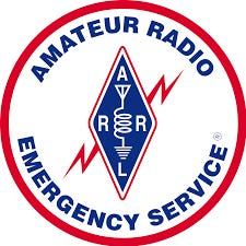 amateur radio logo