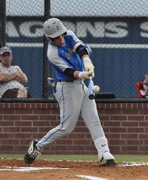 DeRidder's Ashton Broussard was named to the Class 4A all-state baseball team as an honorable mention choice.