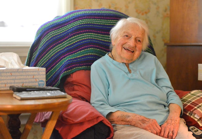 Longtime activist Juliet Bernstein of Chatham has started a GoFundMe campaign to raise money to help her stay in her home. She will turn 108 years old next month.