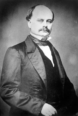 """Mount Vernon native Daniel Decatur Emmett wrote """"Dixie's Land"""" and had a festival in his hometown named after him for years."""