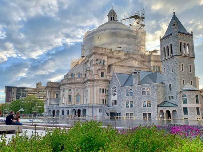 The Mother Church, The First Church of Christ, Scientist, in Boston, serves as the headquarters for the Christian Science denomination.