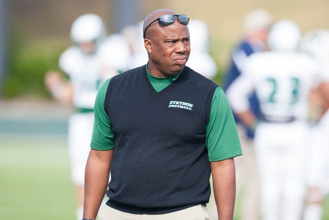 Brian Young was named Stetson's next head football coach earlier this week.
