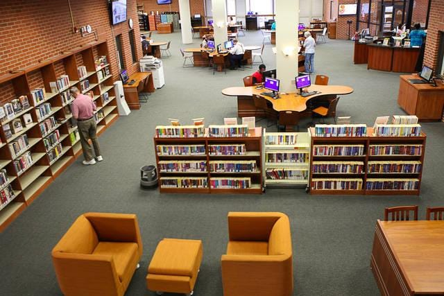 Registered sex offenders will be unable to be within 1,000 feet of the Denison public library and other places children frequent under a new ordinance.