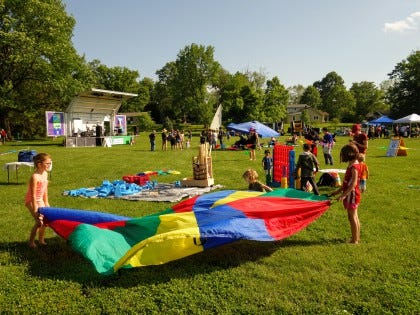 The Bloomington Parks and Recreation Department will  welcome the official start of summer with their Summer Solstice event on June 20 at Switchyard Park. Volunteers are invited to help with setup, games, crafts and tear down.