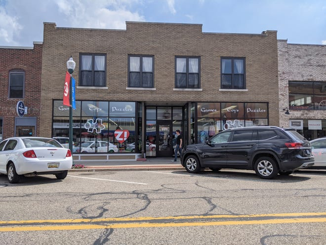 Out of the Box will soon expand into the former Canterbury Cottage and Kids location on Eighth Street in downtown Holland.