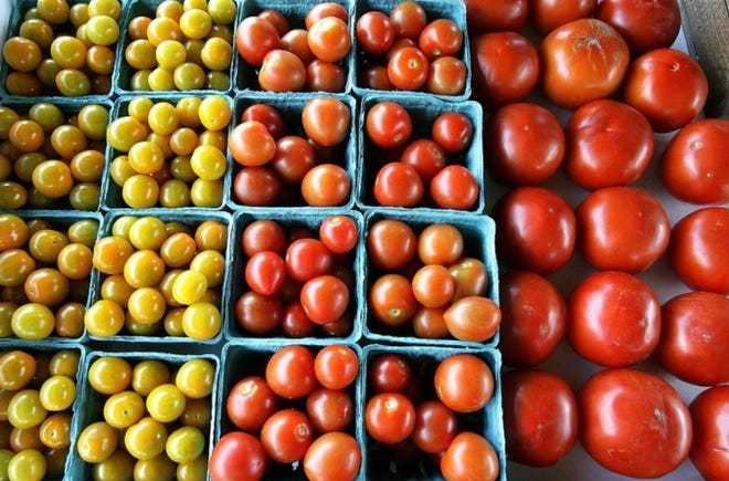 The Massillon farmers' market opens June 19 at Duncan Plaza and runs through Oct. 2.