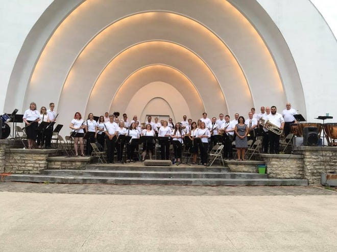 The Freeport Concert Band will play its sixth concert of the 2021 season at 7 p.m. July 18 at the Koenig BandShell in Krape Park, 1799 S. Park Blvd.