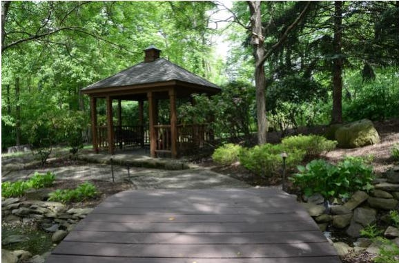 The Hudson Garden Club still has tickets available for this year's Garden and Outdoor Living Tour on June 26-27. This year, the tickets are good for both days.