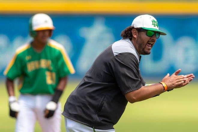 New Deal's Jason Ybarra is the Lone Star Varsity baseball coach of the year.