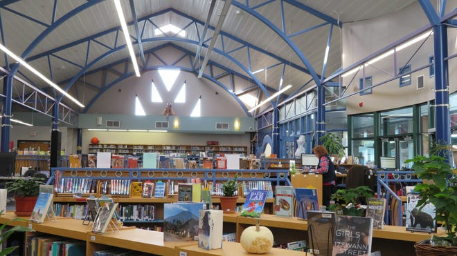 The Manchester-Shortsville Central School District is seeking a new lease with the Community Library (pictured) to address the current agreement's safety concerns.