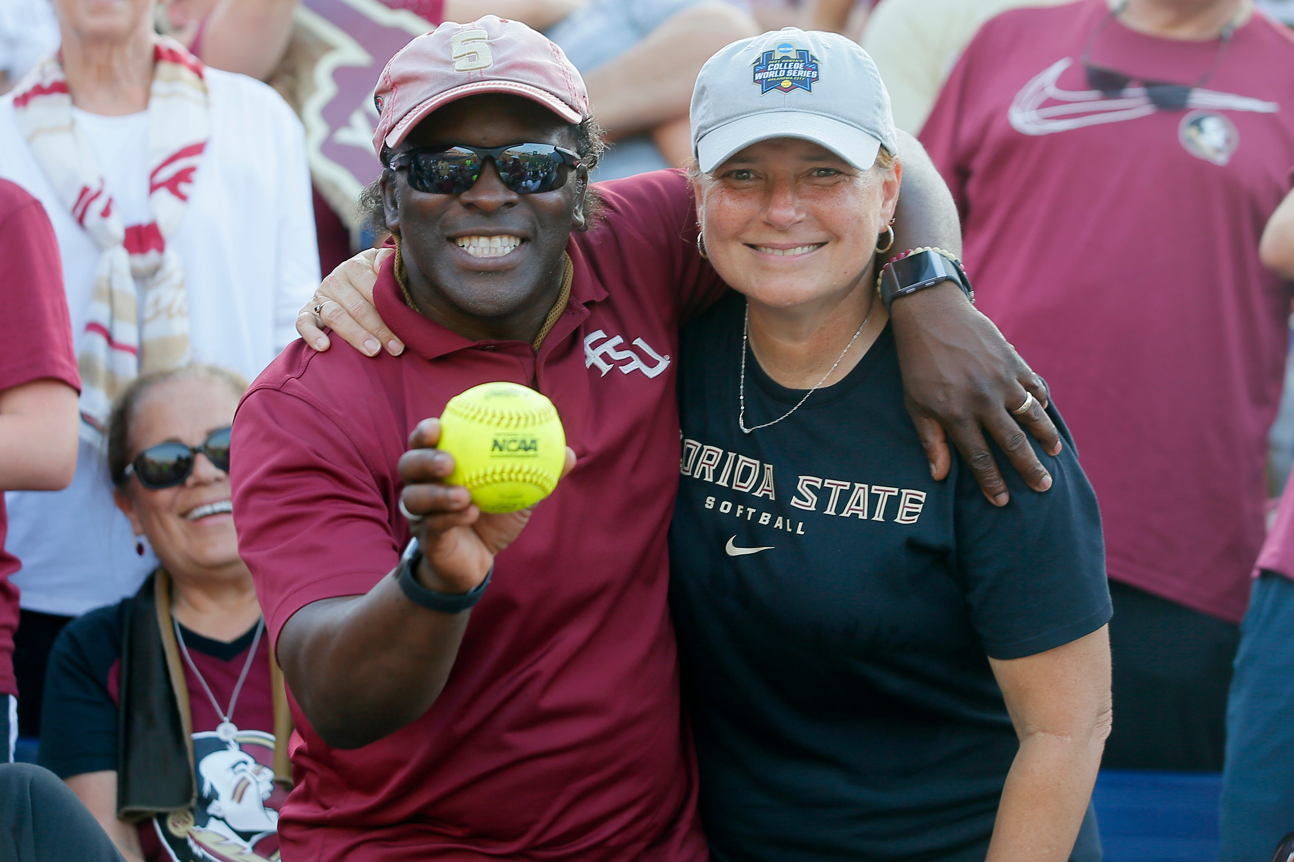 'Something every little girl dreams of': Why WCWS ushers return HR balls to players' families