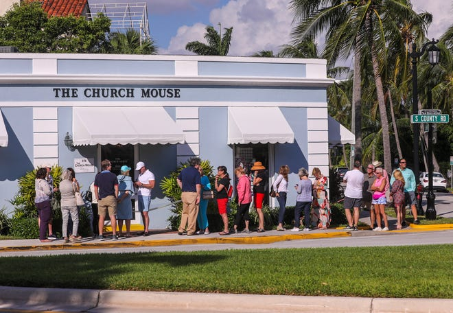 Shoppers will enjoy significant discounts on all items at the Church Mouse's end-of-season sale, which runs Monday to June 25.