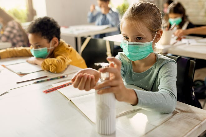 Local experts say the mental health of school-aged children is still heavily affected by the anxiety and uncertainty of the pandemic, though things are slowly returning to normal with in-person school and increased socialization through sports and activities.