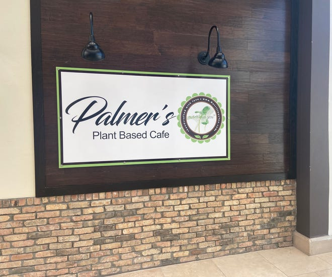 Some of the new tenants at the Crossings at Siesta Key include Palmer's Nutritious You cafe in the former TooJay's space.