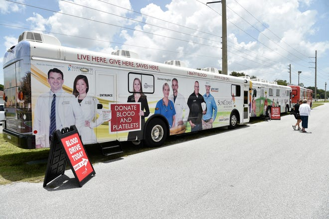 SunCoast Blood Centers is now offering COVID-19 antibody testing to all donors at its centers or mobile units.