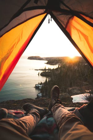 According to the 2021 Annual North American Camping Report, the proportion of campers who camped for the first-time in 2020 was five times greater than what was observed the year before.
