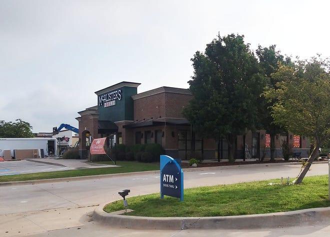 McAlister's Deli, 4605 N. Kickapoo, in Shawnee.