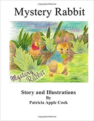 Mystery rabbit book cover
